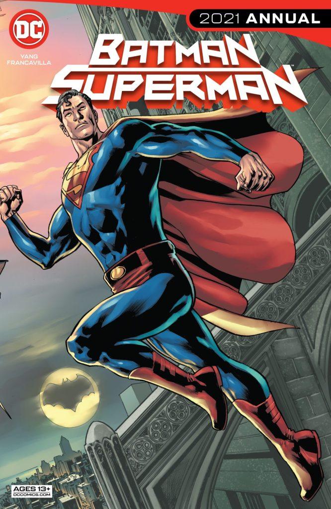 Batman/Superman 2021 Annual #1