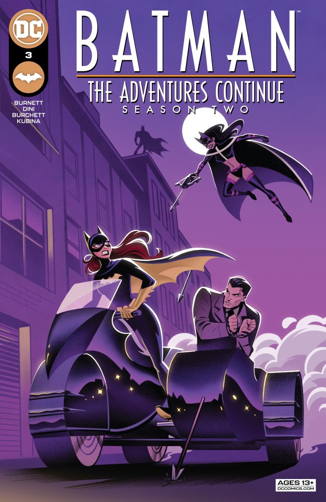 Batman: The Adventures Continue Season Two #3