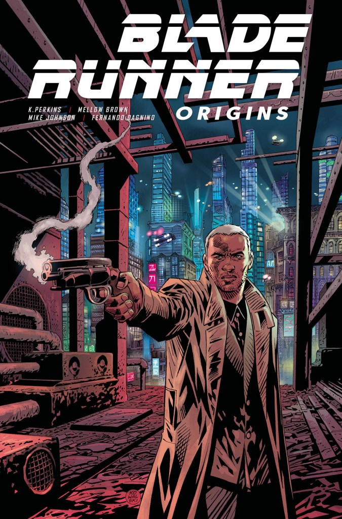 Blade Runner: Origins