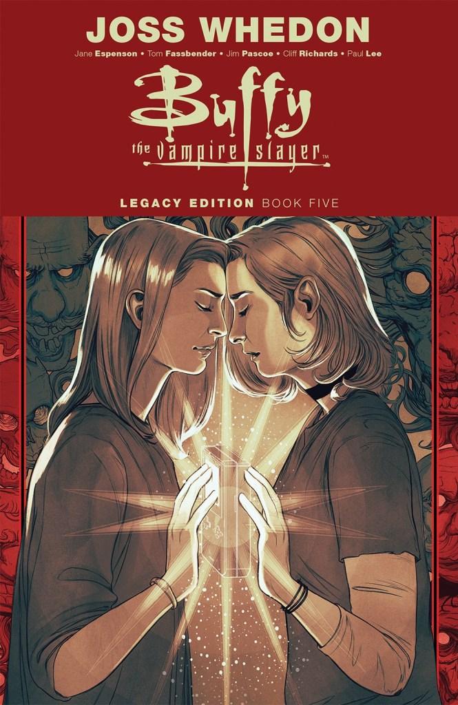 Buffy the Vampire Slayer Legacy Edition Vol. 5