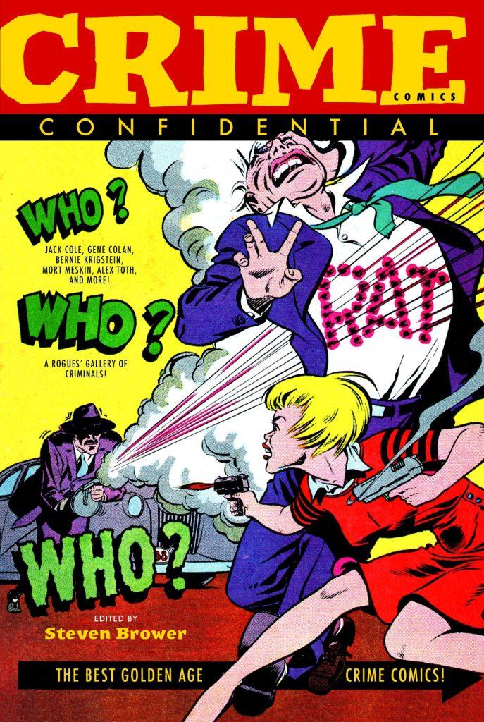 Crime Comics Confidential