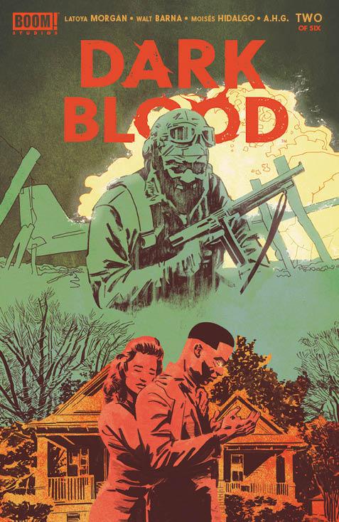 Dark Blood #2 (of 6)
