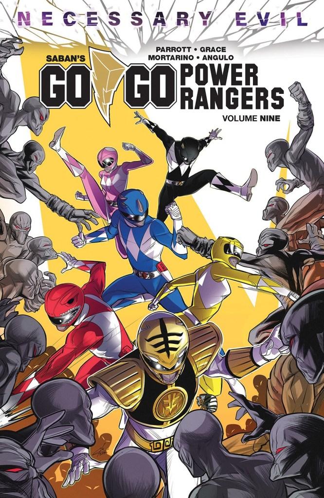 Go Go Power Rangers Vol. 9