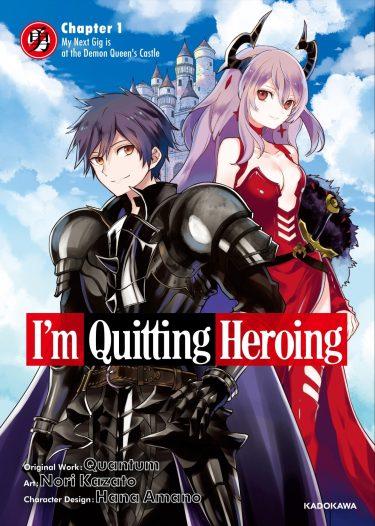 I'm Quitting Heroing