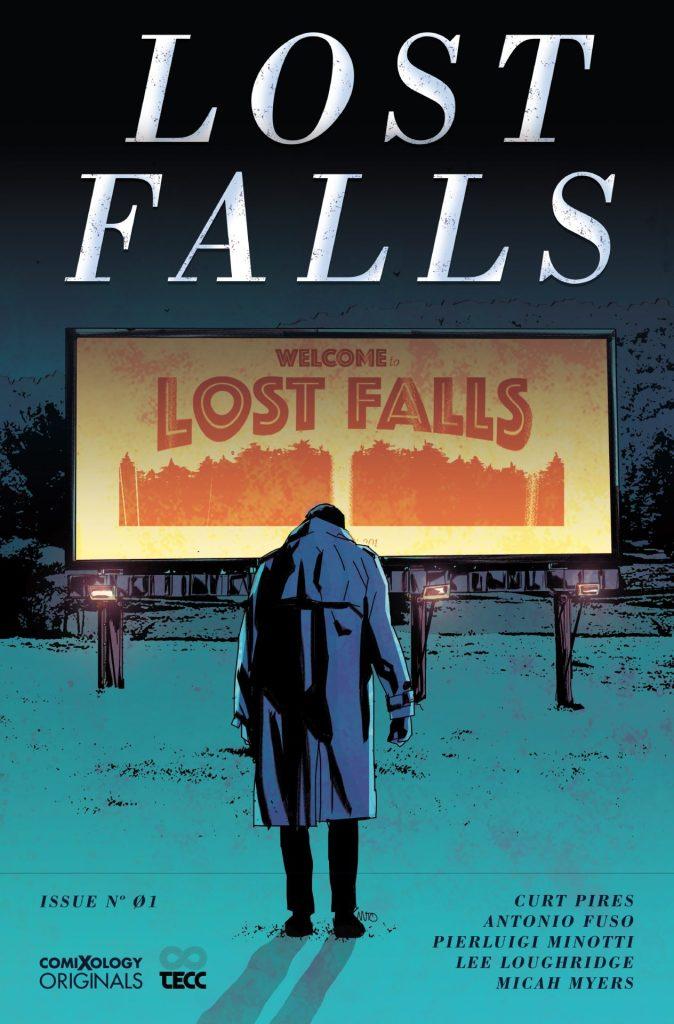 Lost Falls #1