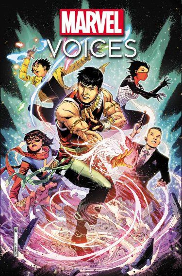 Marvel Voices Identity #1