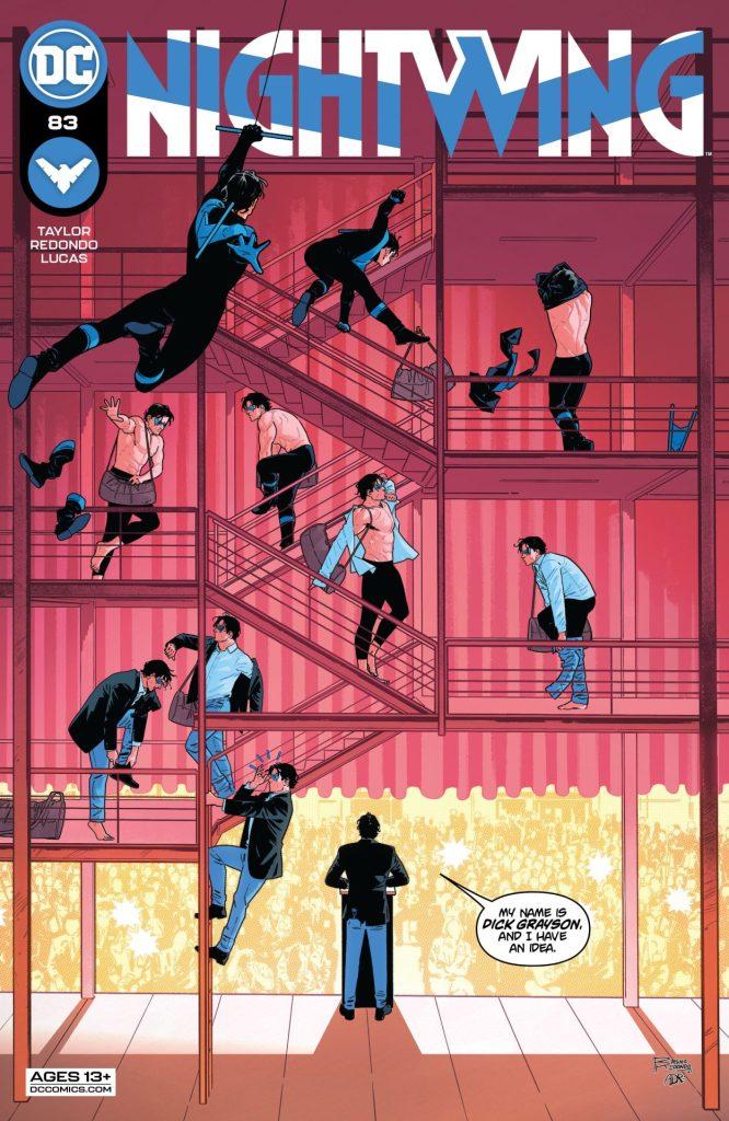 Nightwing #83