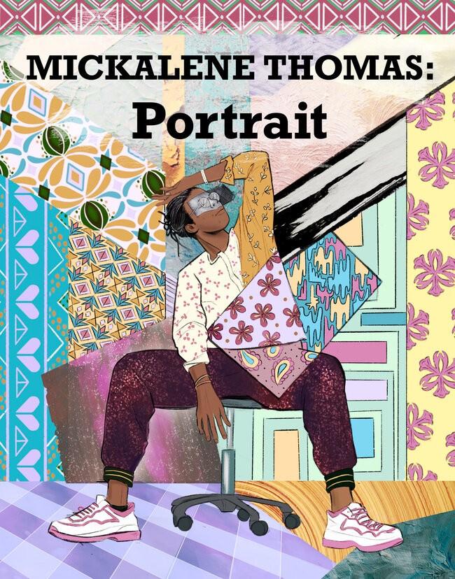 PORTRAIT: A COMIC ABOUT MICKALENE THOMAS
