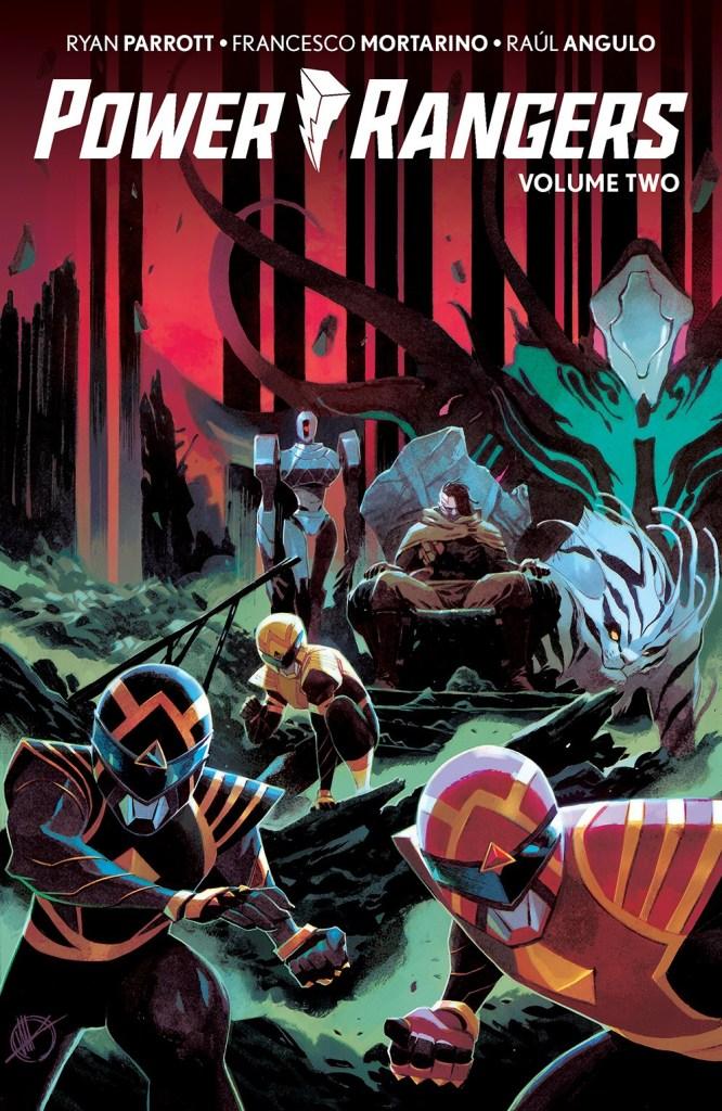 Power Rangers Vol. 2
