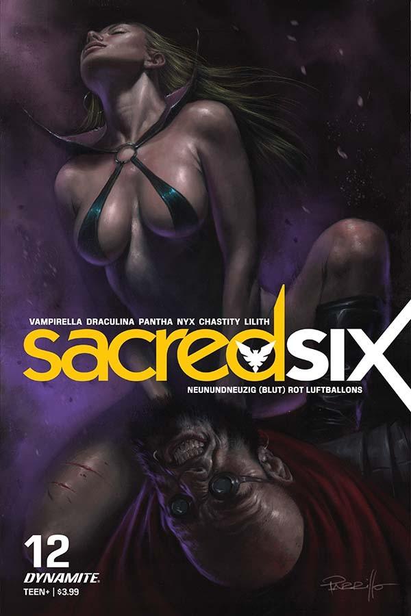 Sacred Six #12