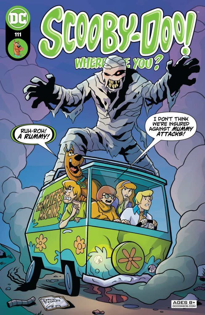 Scooby-Doo, Where Are You? #111