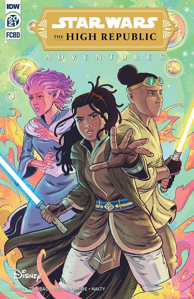 Star Wars: The High Republic Adventures FCBD 2021