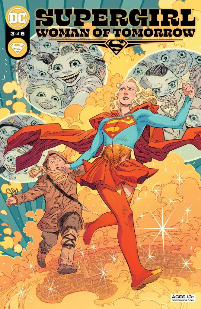 Supergirl: Woman of Tomorrow #3