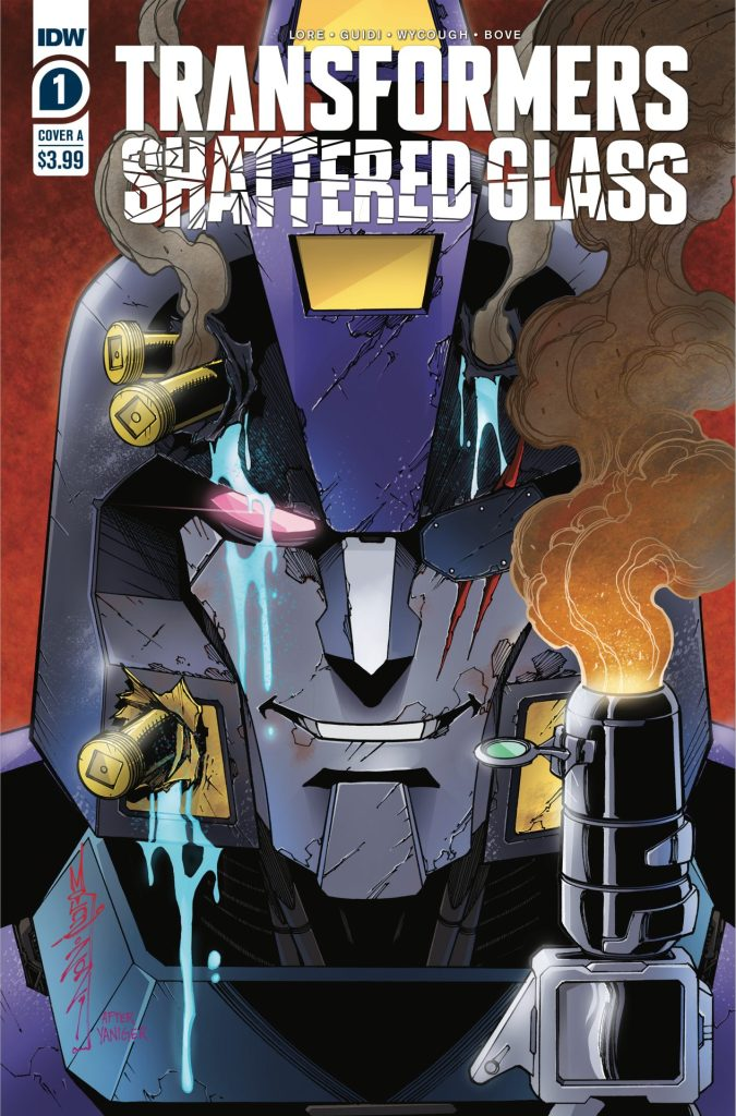 Transformers: Shattered Glass #1