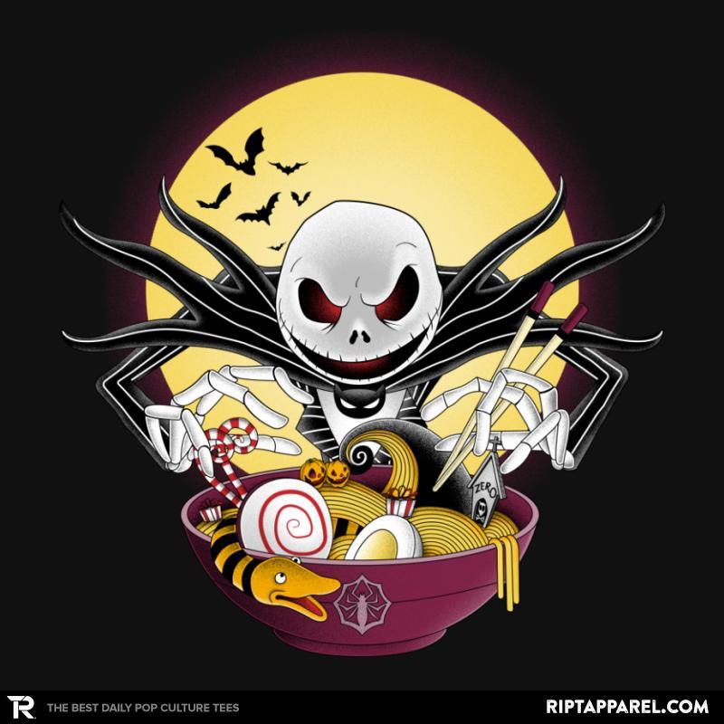 Spooky Ramen