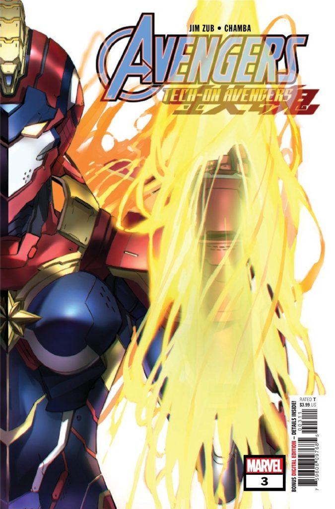 Avengers: Tech-On #3 (of 6)