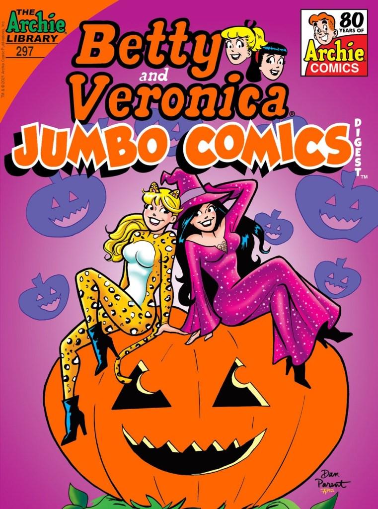 BETTY & VERONICA JUMBO COMICS DIGEST #297