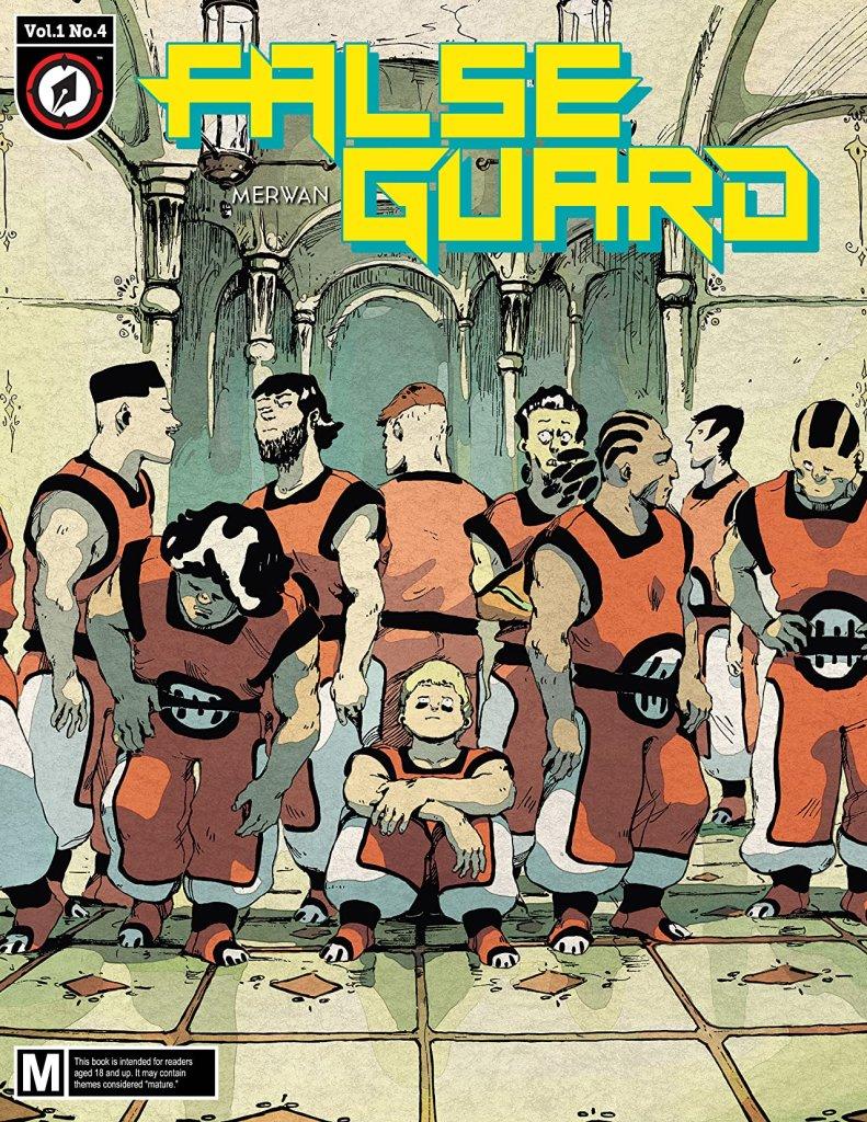 False Guard #4