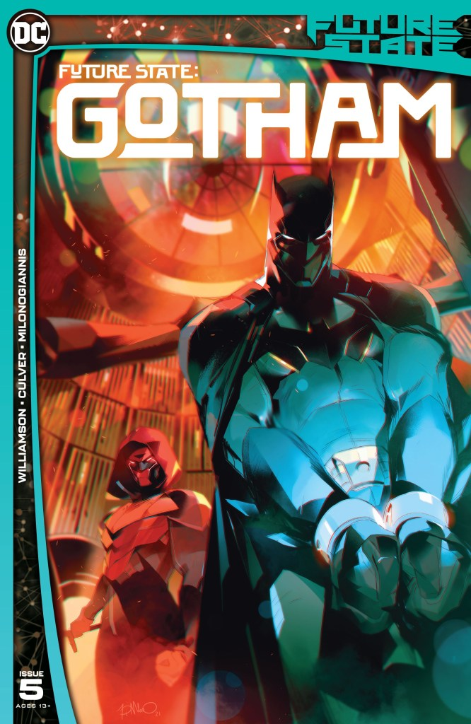 Future State: Gotham #5
