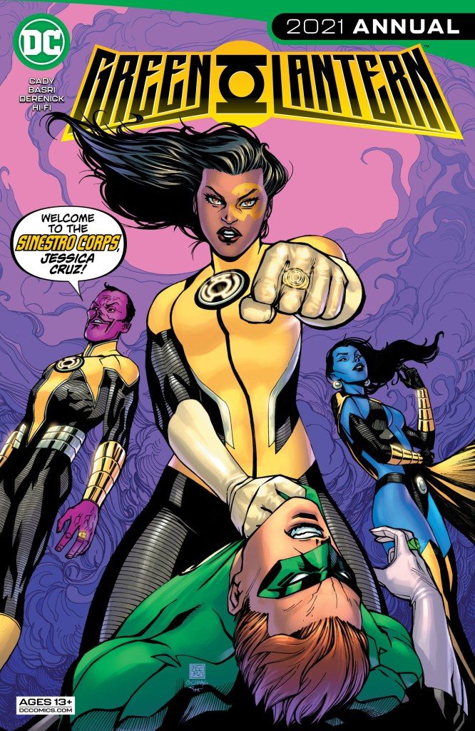 Green Lantern 2021 Annual #1