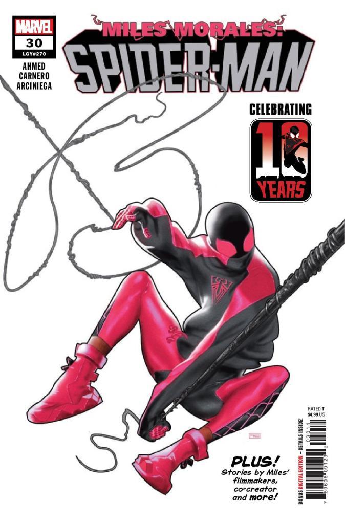 Miles Morales: Spider-Man #30