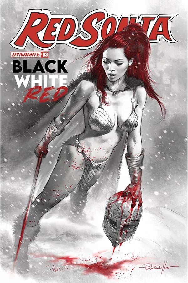 Red Sonja: Black, White, Red #3