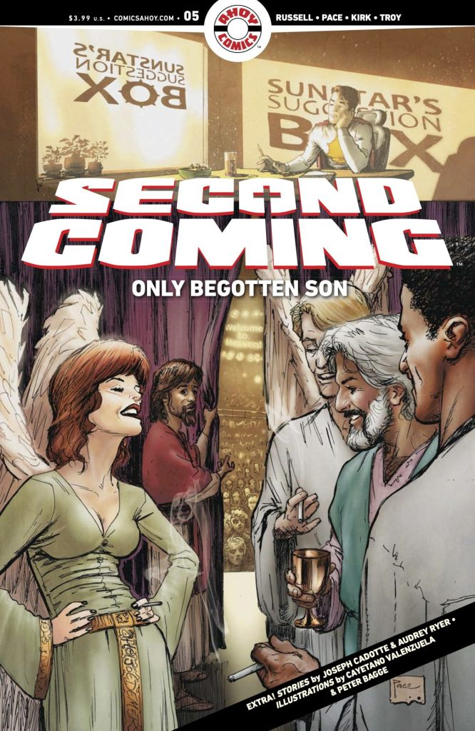 SECOND COMING: ONLY BEGOTTEN SON #5