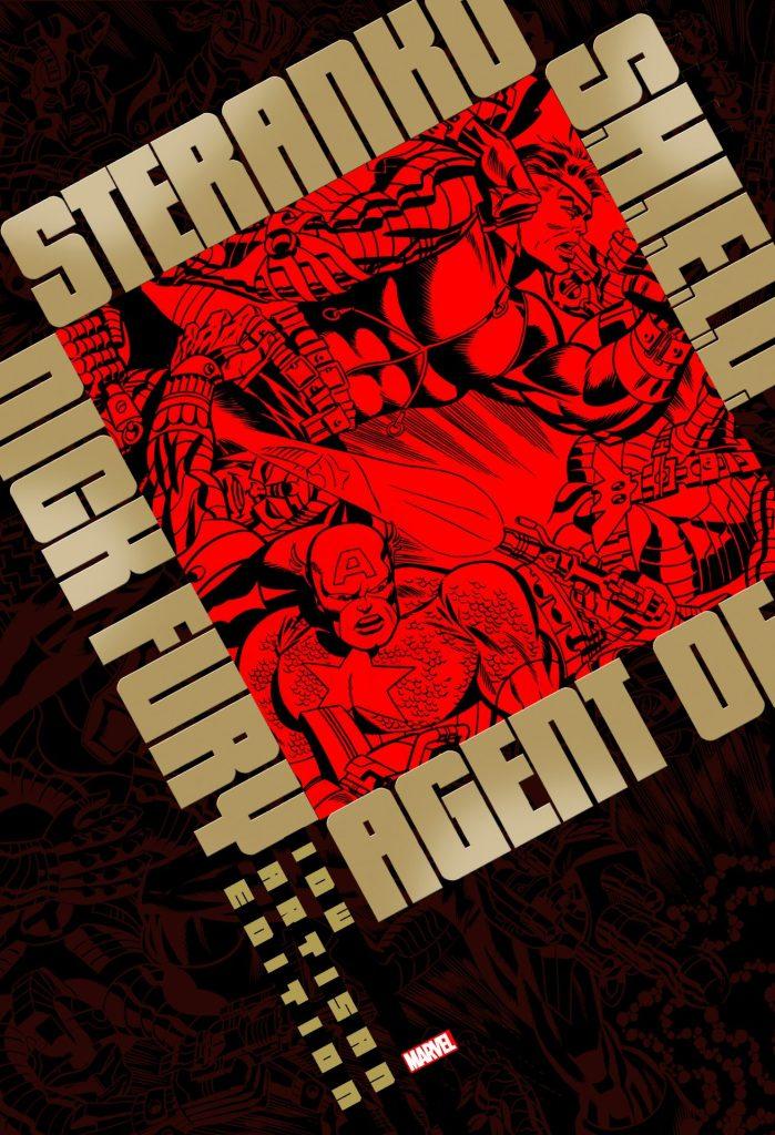 Steranko Nick Fury Agent of SHIELD Artisan Edition