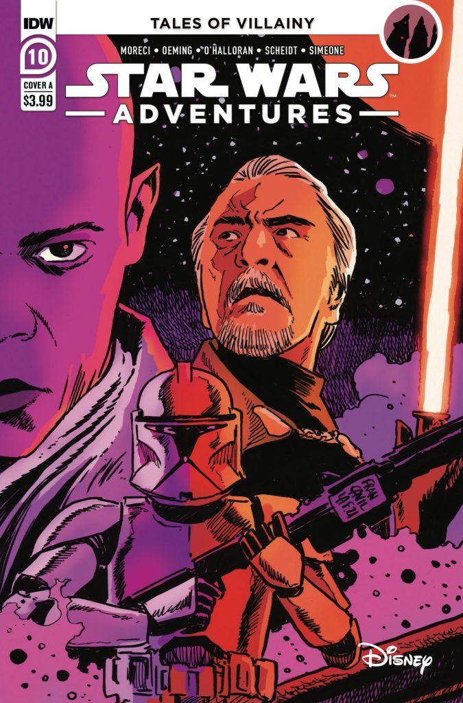 Star Wars Adventures #10