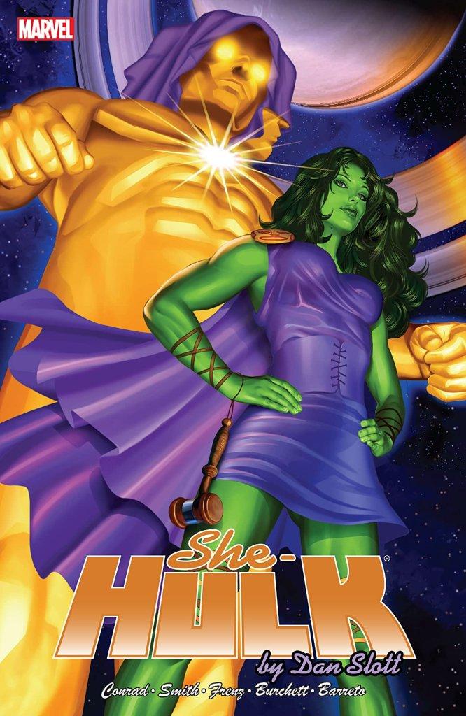 She-Hulk by Dan Slott Complete Collection Vol. 2