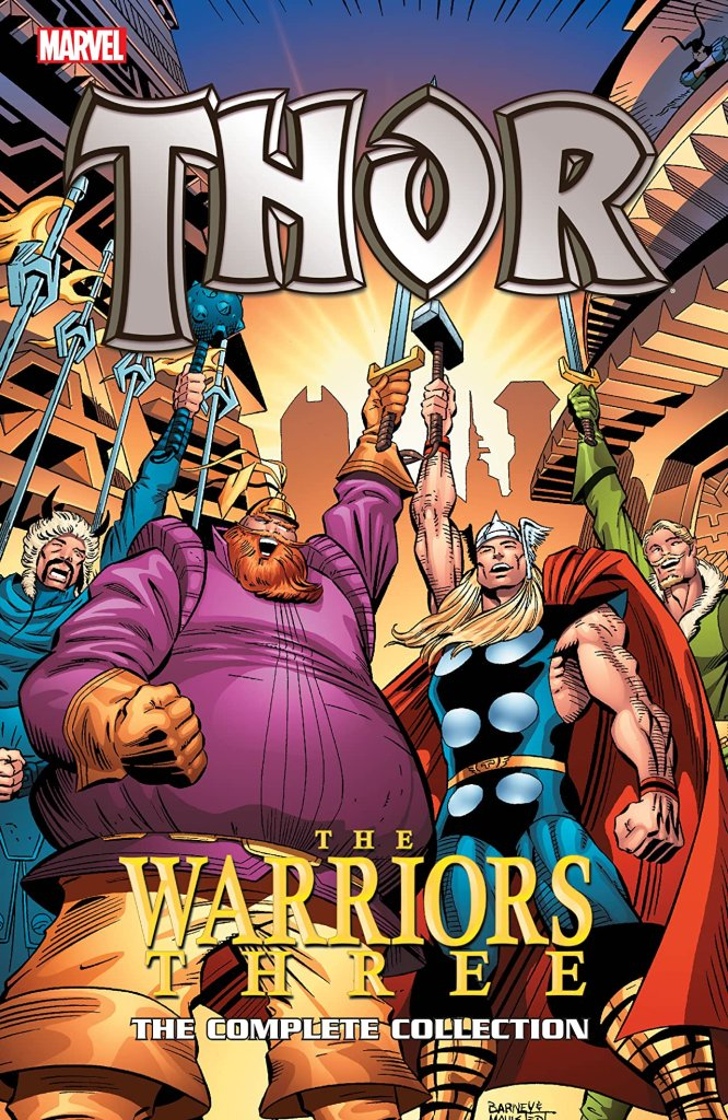 Thor: Warriors Three Complete Collection
