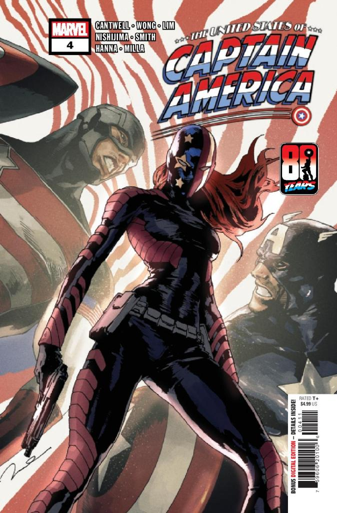 United States of Captain America #4 (of 5)