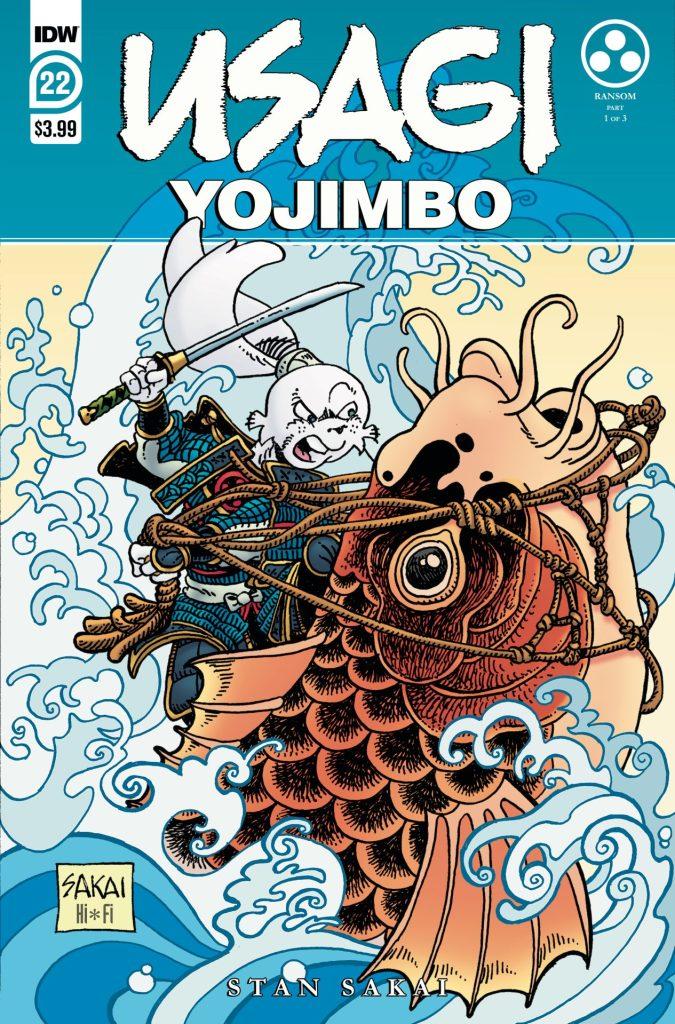 Usagi Yojimbo #22