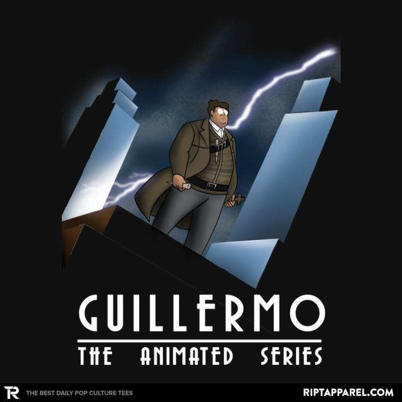 Guilllermo The Animated Series