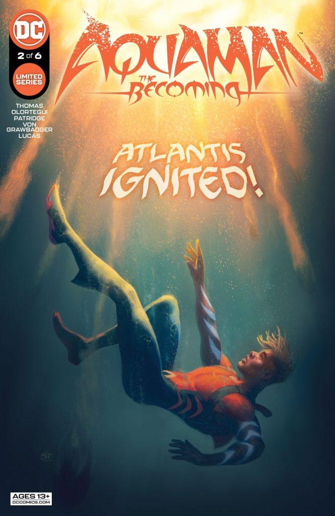 Aquaman: The Becoming #2