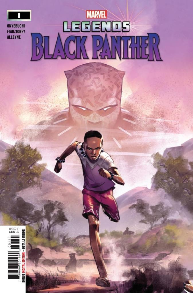 Black Panther Legends #1 (of 4)