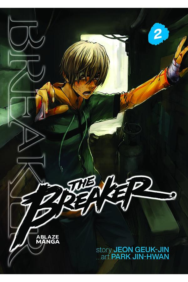 THE BREAKER OMNIBUS, Volume 2
