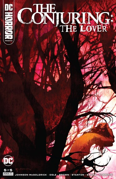 The Conjuring: The Lover #5