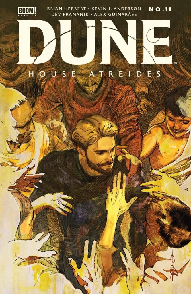 Dune: House Atreides #11 (of 12)