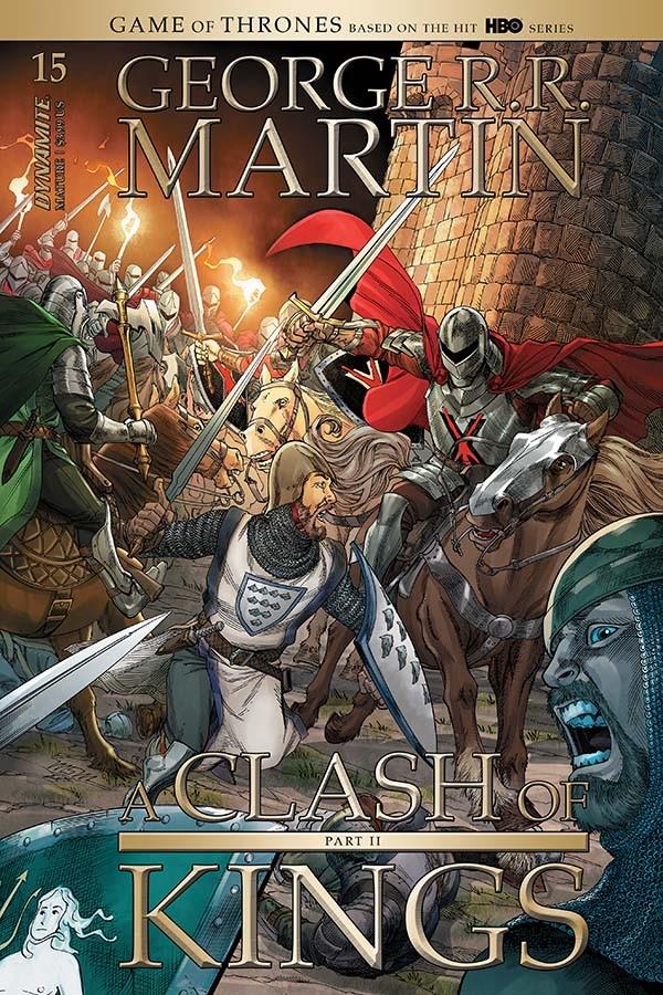 George R.R. Martin's A Clash of Kings (Vol. 2) #15
