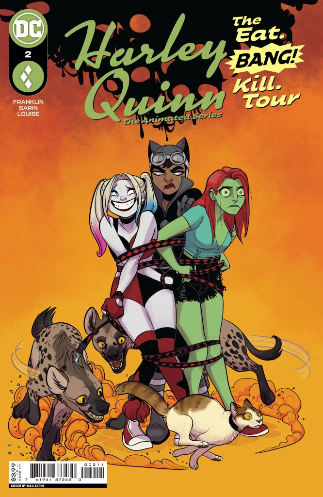 Harley Quinn: The Animated Series: Eat, Bang! Kill Tour #2
