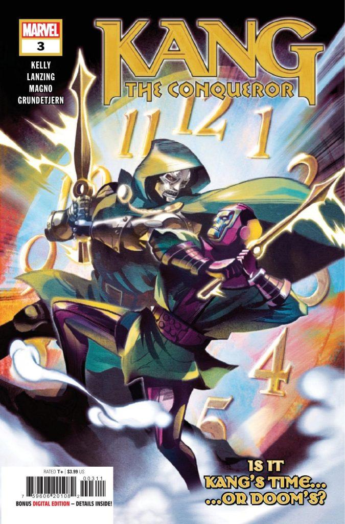 Kang the Conqueror #3 (of 5)