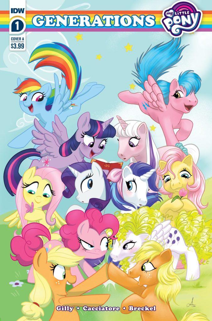 My Little Pony: Generations #1