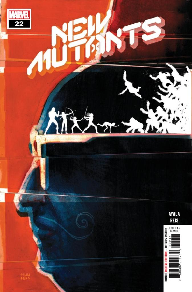 New Mutants #22