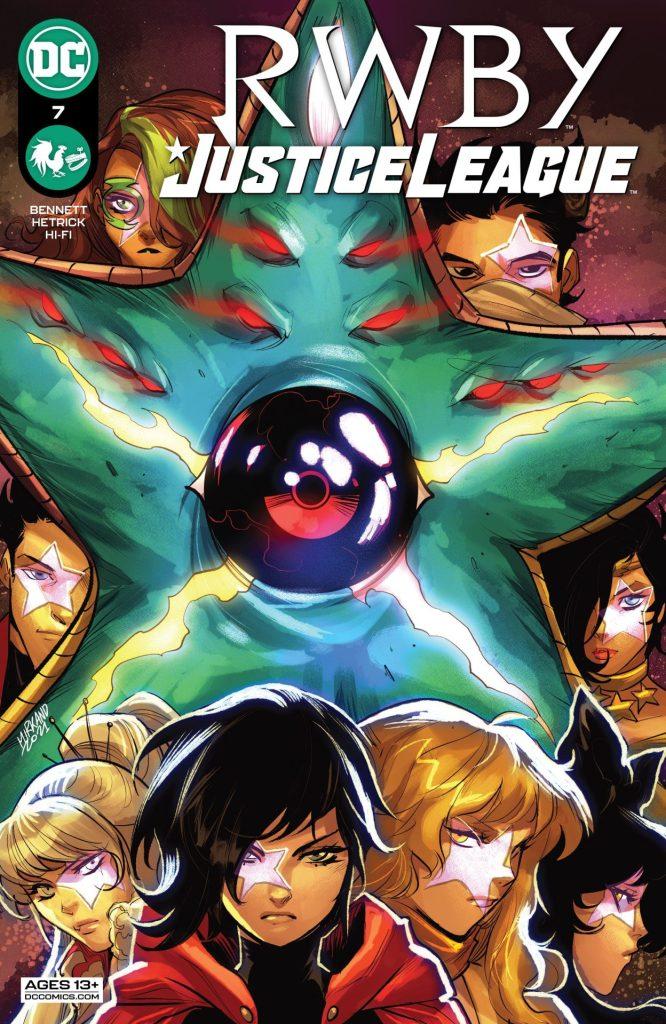 RWBY/Justice League #7 (of 7)