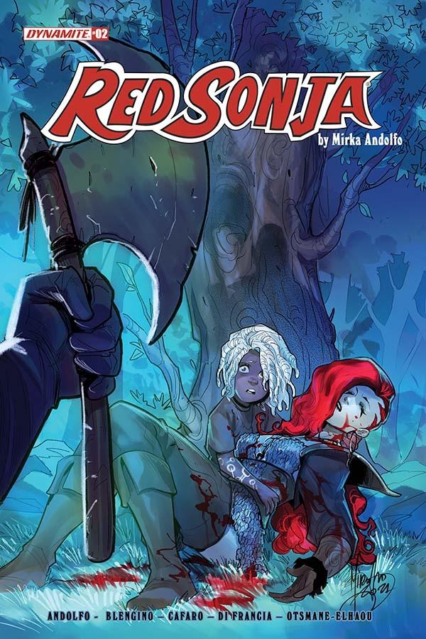 Red Sonja (Vol. 6) #2