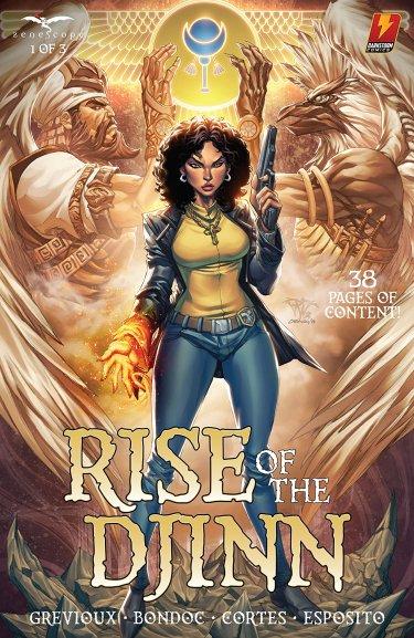 Rise of The Djinn #1