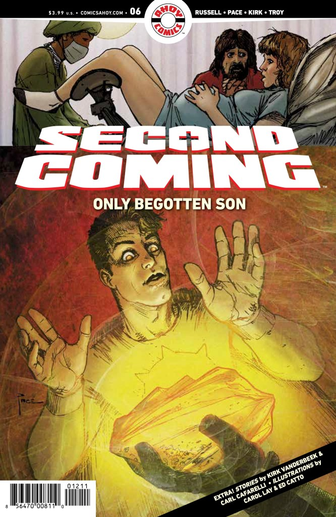 SECOND COMING: ONLY BEGOTTEN SON #6