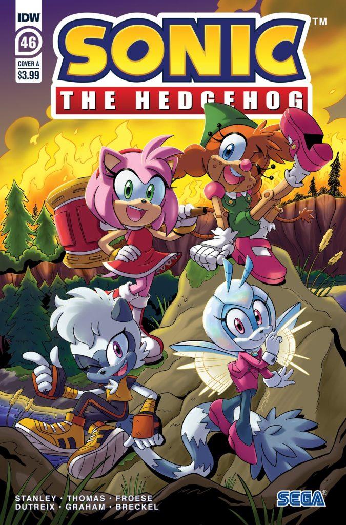 Sonic the Hedgehog #46