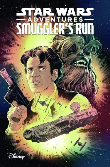 Star Wars Adventures: Smuggler's Run